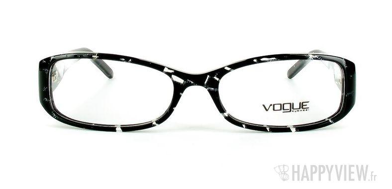 Lunettes de vue Vogue Vogue 2650 noir - vue de face