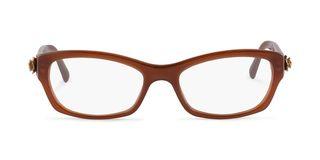 Lunettes de vue Dolce & Gabbana DG 3150 marron