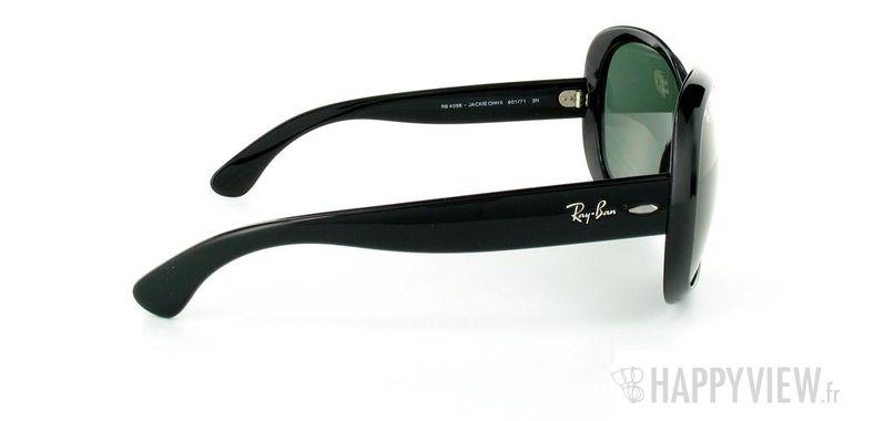 Lunettes de soleil Ray-Ban Ray-Ban Jackie OHH II RB4098 noir - vue de côté