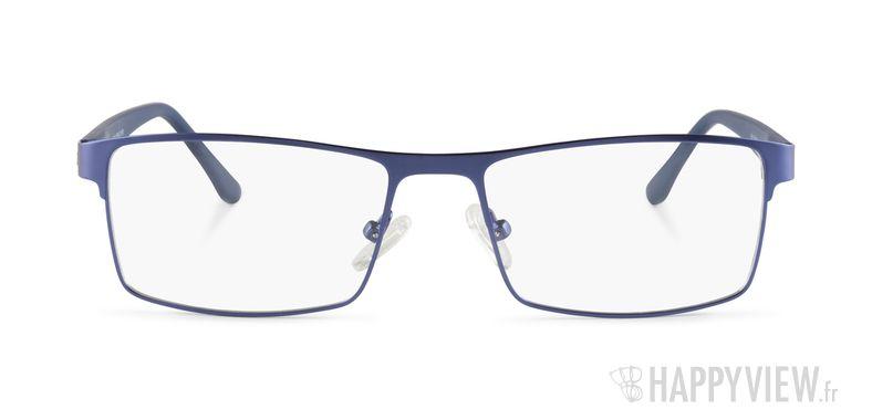 Lunettes de vue Happyview Apollinaire bleu - vue de face