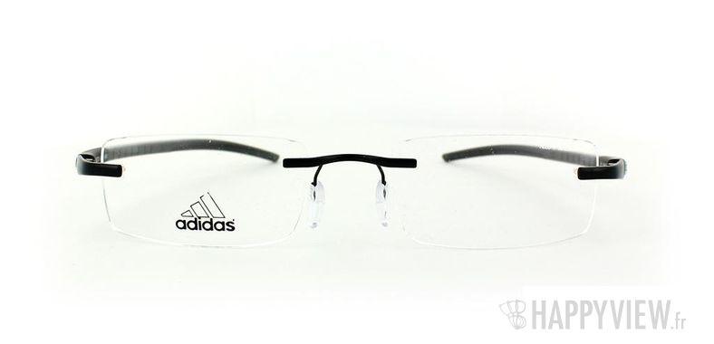Lunettes de vue Adidas Adidas A635 noir - vue de face