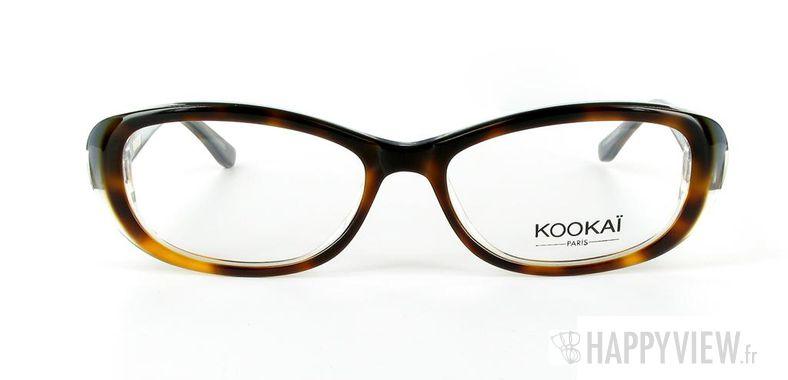 Lunettes de vue Kookaï Kookai 111 écaille - vue de face
