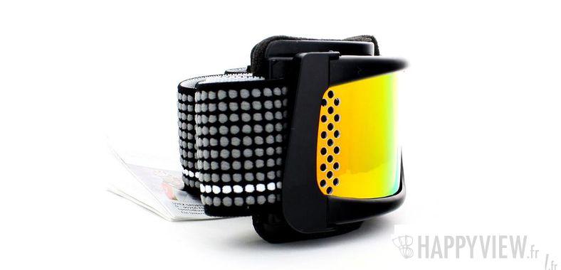 Lunettes de soleil Uvex Uvex Pocket Pliant Medium noir - vue de côté