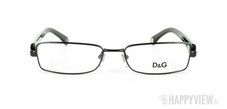 Lunettes de vue Dolce & Gabbana D&G 5065 noir - vue de face
