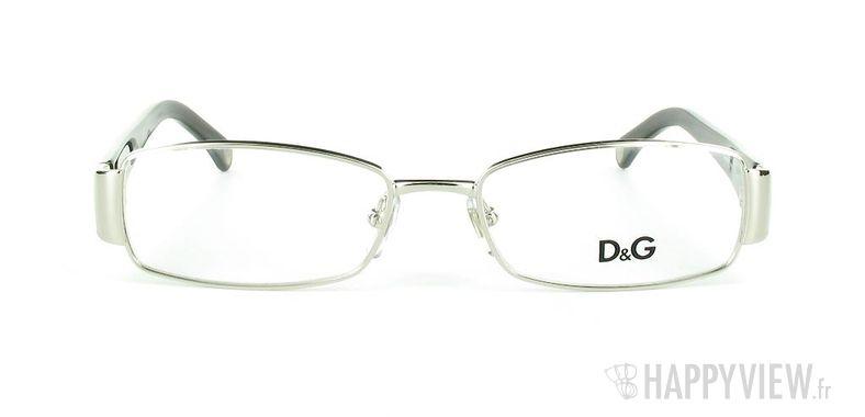 Lunettes de vue Dolce & Gabbana D&G 5072 argenté - vue de face