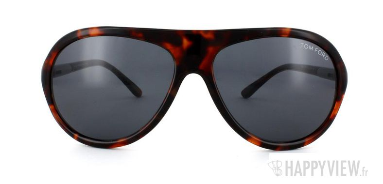 Lunettes de soleil Tom Ford Tom Ford Rodrigo écaille - vue de face