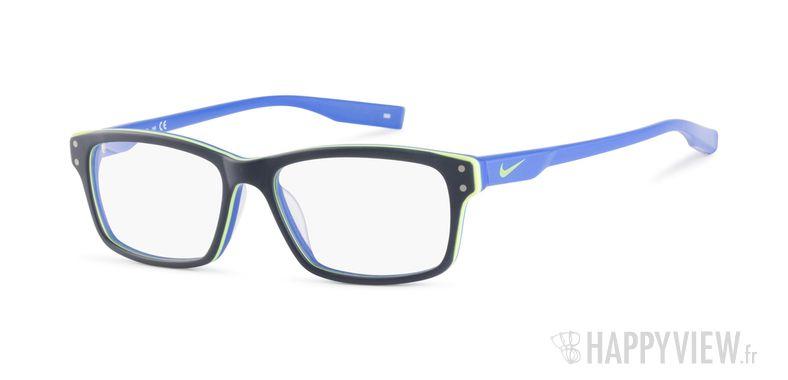 Lunettes de vue Nike 7231 bleu - vue de 3/4
