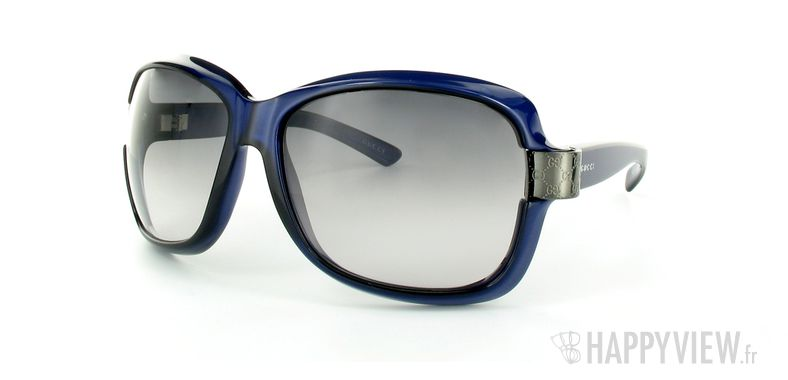 Lunettes de soleil Gucci Gucci 2985 bleu - vue de 3/4