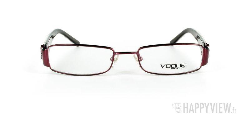 Lunettes de vue Vogue Vogue 3688 bleu - vue de face