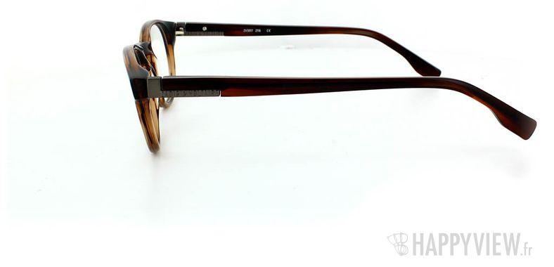 Lunettes de vue Zadig&Voltaire Zadig&Voltaire 3017 marron - vue de côté