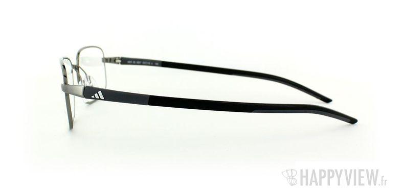 Lunettes de vue Adidas Adidas A624 gris - vue de côté