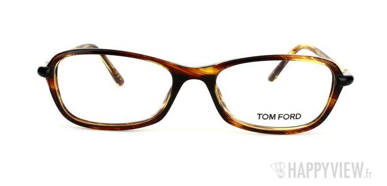 Lunettes de vue Tom Ford Tom Ford 5136 écaille - vue de face