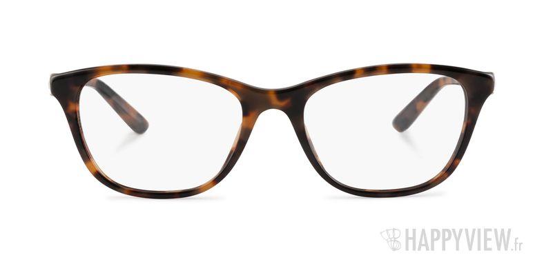 ... Lunettes de vue Versace VE 3213B écaille - Vue de face ... 066c24df857d
