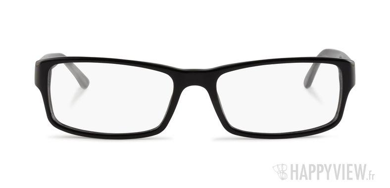 Lunettes de vue Polo Ralph Lauren PH 2065 noir - vue de face