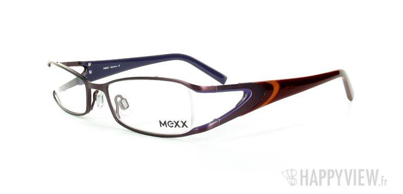 Lunettes de vue Mexx Mexx 5049 bleu - vue de 3/4