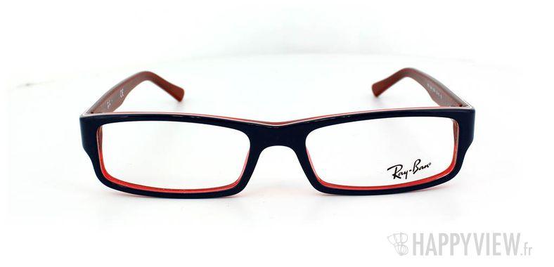 Lunettes de vue Ray-Ban Ray-Ban RX5246 bleu - vue de face