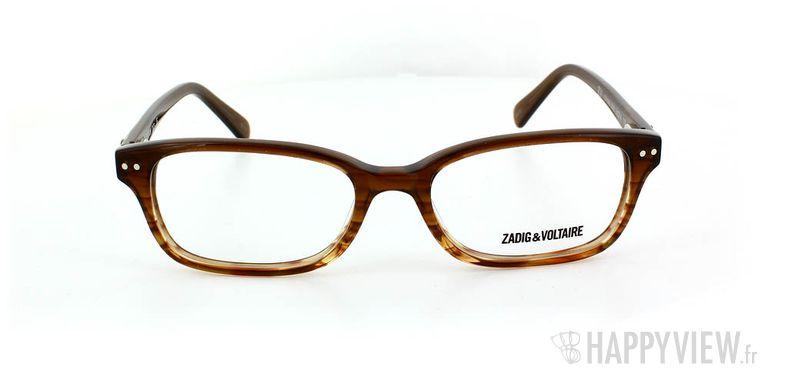 Lunettes de vue Zadig&Voltaire Zadig&Voltaire 1009 écaille - vue de face