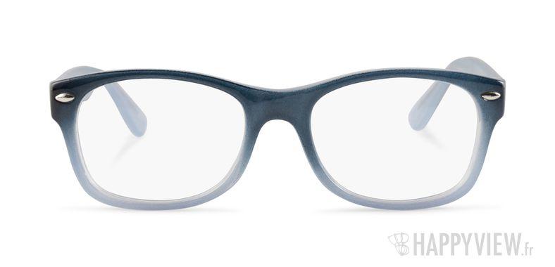 Lunettes de vue Happyview Bayonne bleu - vue de face