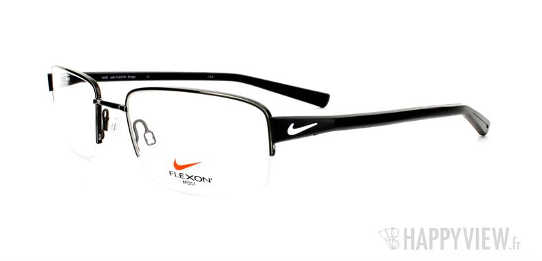 Lunettes de vue Nike Nike 4225 noir - vue de 3/4