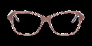 Lunettes de vue Happyview DIANE marron fabriquées en France