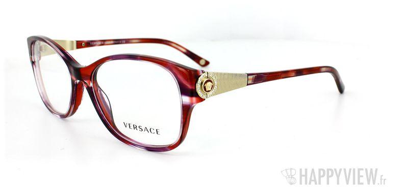 Lunettes de vue Versace Versace 3168B rose - vue de 3/4