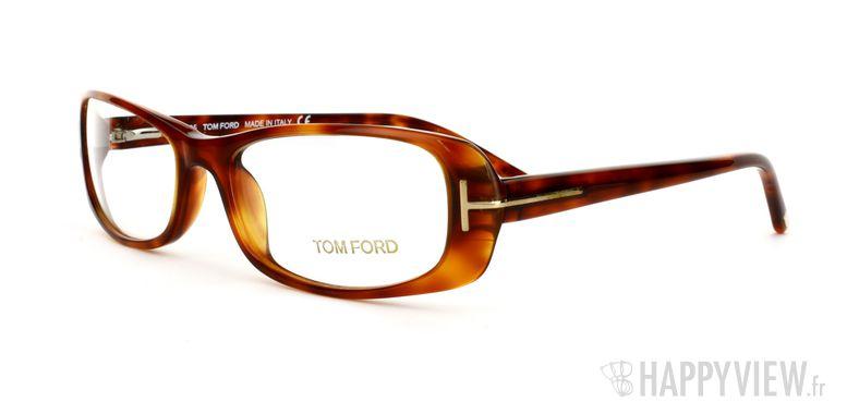 Lunettes de vue Tom Ford Tom Ford 5121 écaille - vue de 3/4