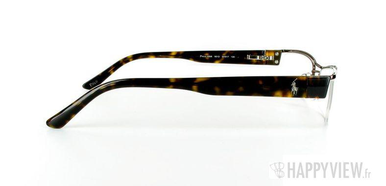 Lunettes de vue Polo Ralph Lauren Polo Ralph Lauren 1058 marron - vue de côté