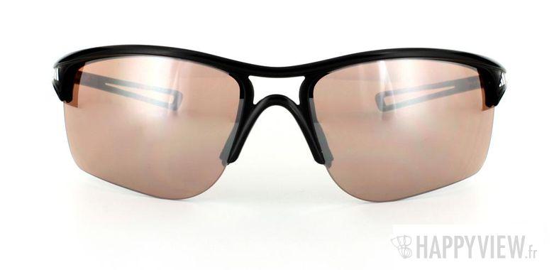 Lunettes de soleil Adidas Adidas 404 noir - vue de face