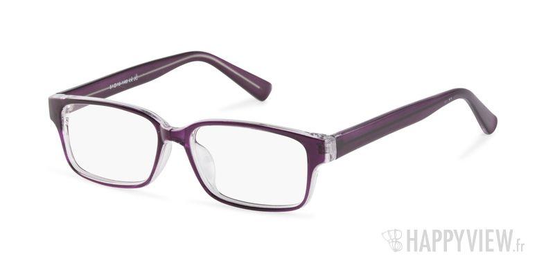Lunettes de vue Happyview Lorient violet - vue de 3/4