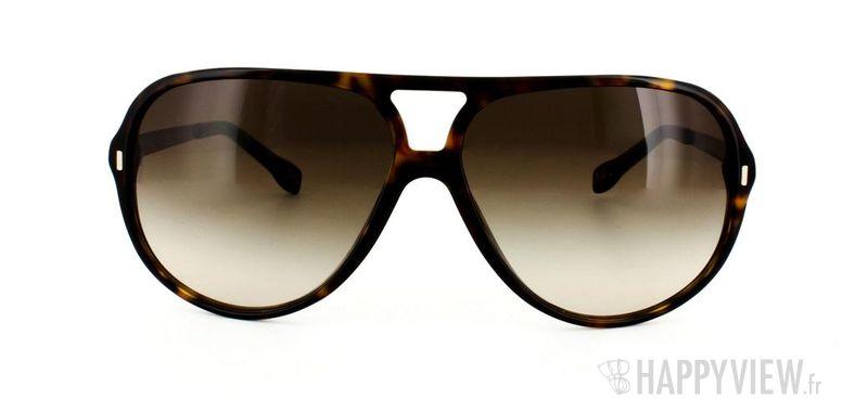 Lunettes de soleil Dolce & Gabbana Dolce&Gabbana 3065 écaille - vue de face