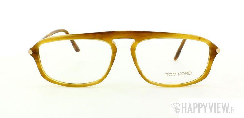Lunettes de vue Tom Ford Tom Ford 5002 écaille - vue de face