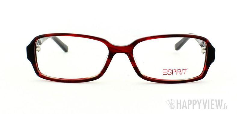 Lunettes de vue Esprit Esprit 17305 rouge - vue de face