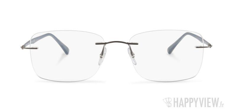 Lunettes de vue Ray-Ban RX 8725 gris - vue de face