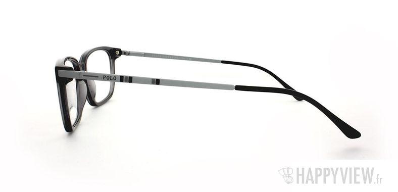 Lunettes de vue Polo Ralph Lauren PH 2087 gris/argenté - vue de côté