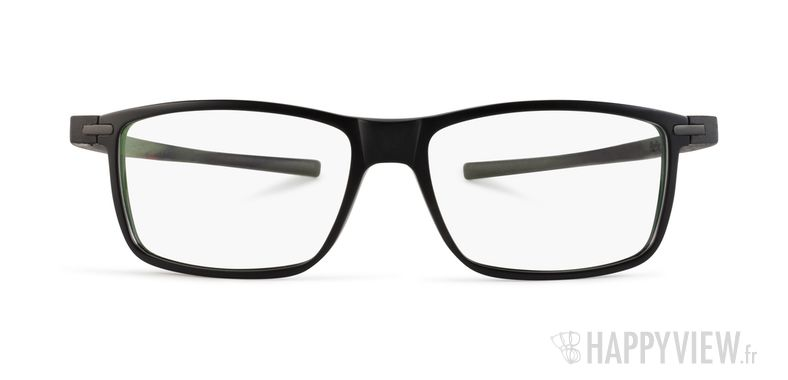 Lunettes de vue Tag Heuer TH 3951 noir - vue de face