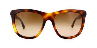 Lunettes de soleil Burberry BE 4130 écaille/marron