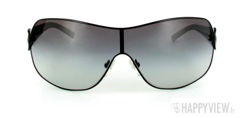 Lunettes de soleil Vogue Vogue 3738S noir - vue de face