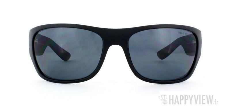 Lunettes de soleil Polo Ralph Lauren Polo Ralph Lauren 4074 Polarisée noir - vue de face