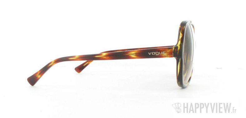Lunettes de soleil Vogue Vogue 2608S écaille - vue de côté