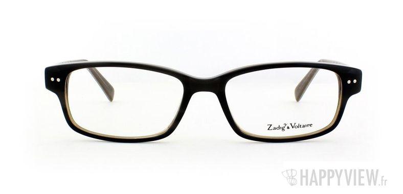 Lunettes de vue Zadig&Voltaire Zadig&Voltaire 2011 gris - vue de face