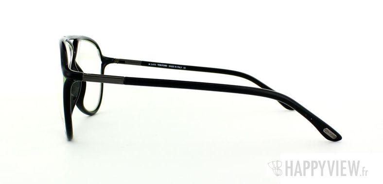 Lunettes de vue Tom Ford Tom Ford 5220 noir - vue de côté