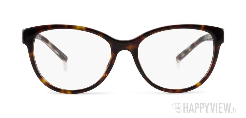 Lunettes de vue Burberry BE 2229 écaille/marron - vue de face