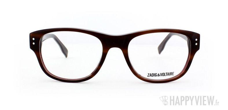 Lunettes de vue Zadig&Voltaire Zadig&Voltaire 1004 écaille - vue de face