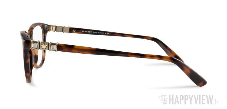 Lunettes de vue Versace VE 3213B écaille - vue de côté