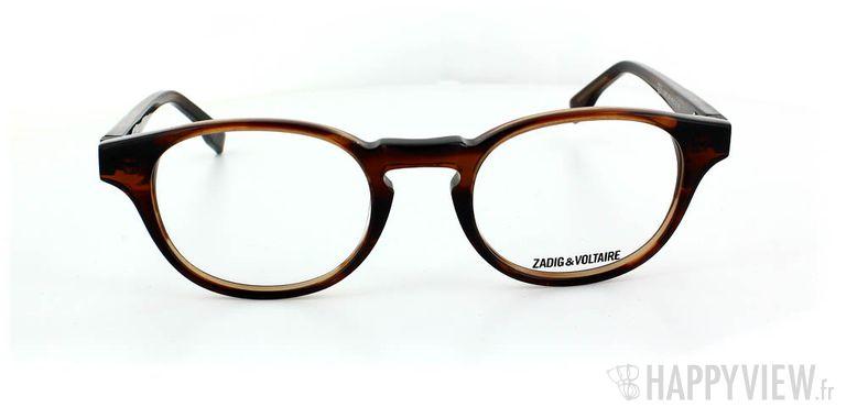 Lunettes de vue Zadig&Voltaire Zadig&Voltaire 3017 marron - vue de face