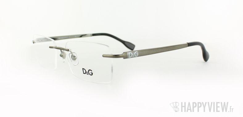 Lunettes de vue Dolce & Gabbana D&G 5106 gris - vue de 3/4