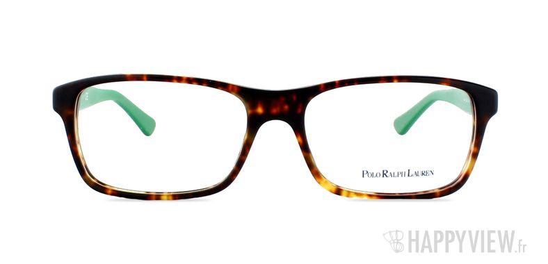 Lunettes de vue Polo Ralph Lauren Polo Ralph Lauren 2094 écaille/vert - vue de face