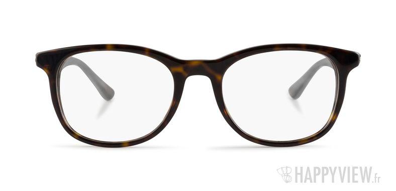 Lunettes de vue Ray-Ban RX 5356 écaille - vue de face