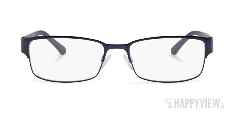 Lunettes de vue Emporio Armani EA 1036 bleu - vue de face