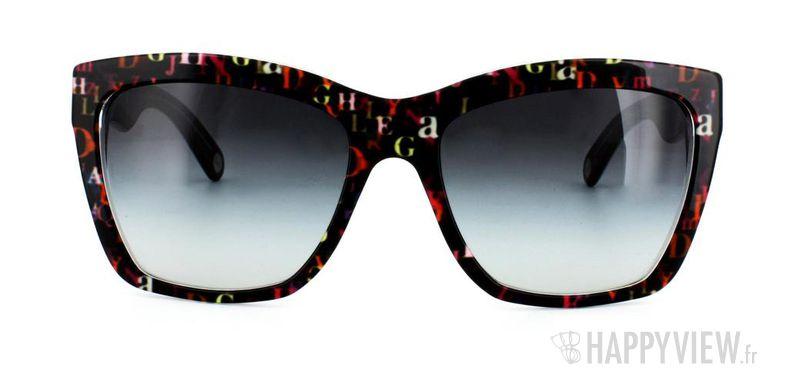 Lunettes de soleil Dolce & Gabbana Dolce&Gabbana 3080 autre/noir - vue de face